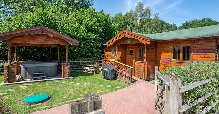 Purbeck lodges